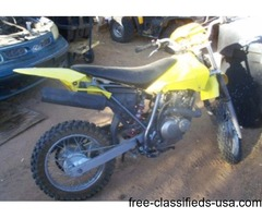 OFF-ROAD DIRT BIKE