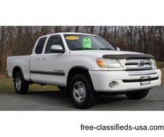 2006 Toyota Tundra SR5 4dr Access Cab SB w/V8 (4.7L V8 5A)!