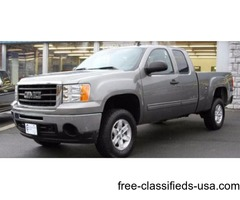 2009 Gold GMC Sierra 1500 Pickup Truck V8 in Ravena! ONLY 74K MIL