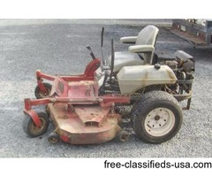 eXmark Zero Turn Mower / Lazer Z - Commercial 60