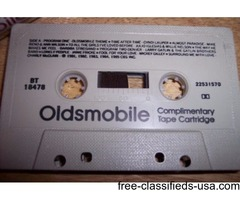 Olds Factory Promo Cassette