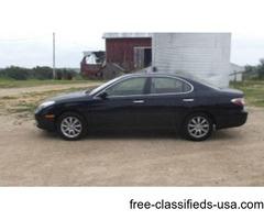 2004 Lexus ES 330 - V6 Dark Blue