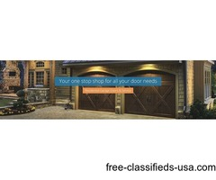 Long Island Residential Garage Door