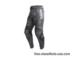 Motorcycle Pants - Leather, Textile, Denim & Waterproof
