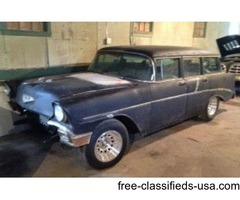 1956 Chevrolet 210 Station Wagon For Sale
