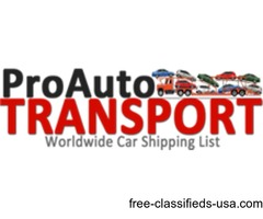 Get Reliable and Afoordable Vehicle Shipping Rates!