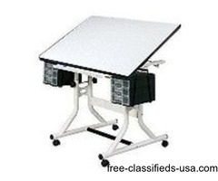 Alvin Craft Master Drawing/Drafting Table with 42""
