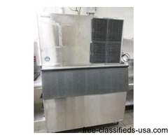 Hoshizaki Commercial Ice Machine with Bin