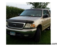 99 Ford Expedition