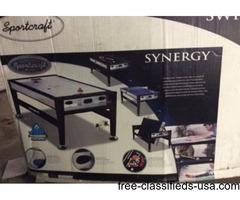 Sportscraft Syndergy Swivel Sport Table