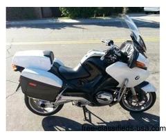 2007 BMW R1200 (Police Bike)