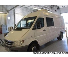 2006 Dodge Sprinter Van 3500 Super High Ceiling 158-in. WB