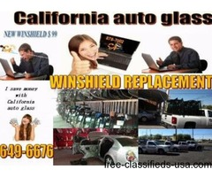 Auto Glass Replacement & Power Window Repair