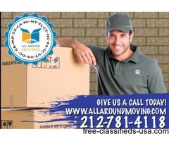 Manhattan moving services company