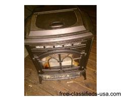 Quadra-fire pellet stove