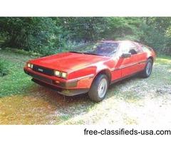 1982 DeLorean DMC-12 Coupe For Sale in Butler