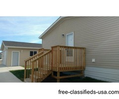 BEAUTIFUL SPACIOUS 2016 MANUFACTURED HOME FOR SALE
