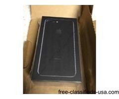 iPhone 7 Plus JetBlack 128GB
