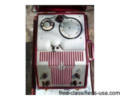 Vintage WEBCOR WIRE RECORDER