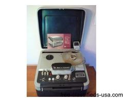 Vintage Bell & Howell TAPE RECORDER