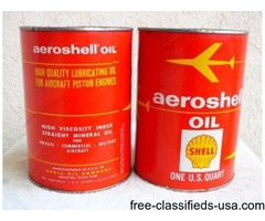 AIRCRAFT ENGINE OIL