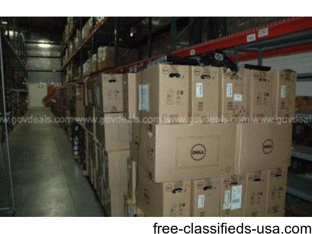 308 Used CPUs, 370 Monitors, & Other