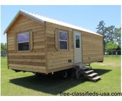 Pinnacle Park Homes/ Custom Cabin On Wheels