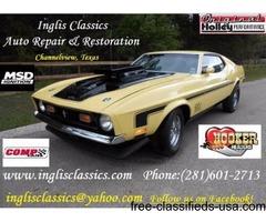 Classic Auto Repair & Restoration