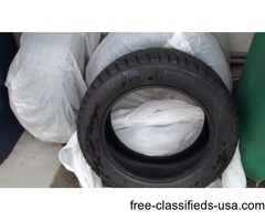 Blizzack Bridgestone snow tires