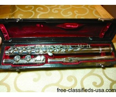 ALTUS Flute 1707 RE Professional flute