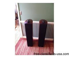 B&W 804s Pair of Speakers Set