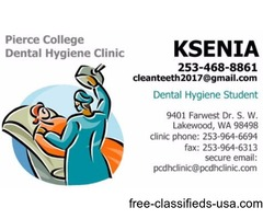 Affordable Teeth Cleaning
