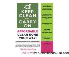 Housecleaning | free-classifieds-usa.com