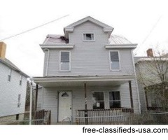 Single Family Home Only $16,900