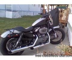 2008 Harley sportster 1200