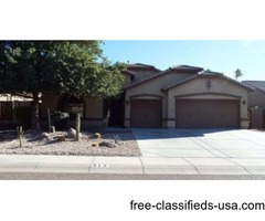 Energy Efficient Semi-Custom Sonoran Wells Basement Home