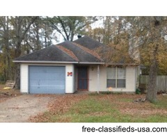 GREAT STARTER HOME WITH FINANCING AVAILABLE