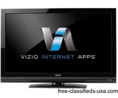 VIZIO E422VA 42-Inch LCD 1080p HDTV with VIZIO Internet Apps, Black
