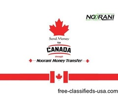 Send Money To Canada