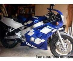 1993 YAMAHA FZR600R