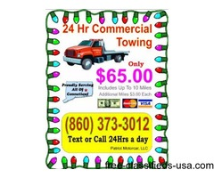 24 Hour Commercial Towing & Transport