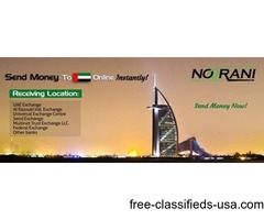 Send Money to UAE through Noorani Money Transfer