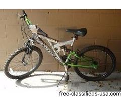 NEWER-Men's 24 inch 21 Speed Mountain Bike NICE