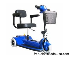 Nearly BRAND NEW NICE Handicapped Scooter