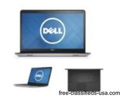 "Dell Inspiron 15 i5548-1669SLV 15.6"" Touchscreen Notebook (Silver)"