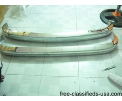 VW Karmann Ghia bumpers 1972-1974