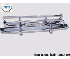 Volvo PV 544 US version bumpers