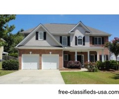 1701 Hillside Bend Crossing Lawrenceville, GA 30043 ( RENT TO OWN )