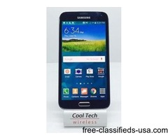Samsung Galaxy S5 16GB Black/White T-Mobile UNLOCKED