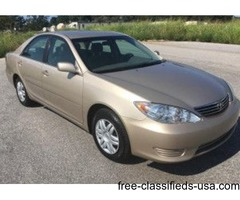 2005 Toyota Camry LE **JUST IN!** Extra clean